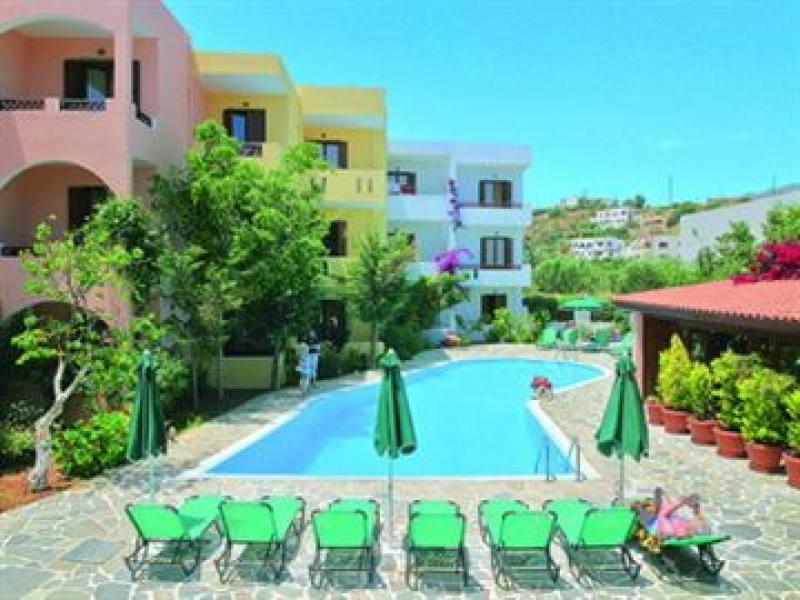 Appartementen Parasol - Pigadia - Karpathos